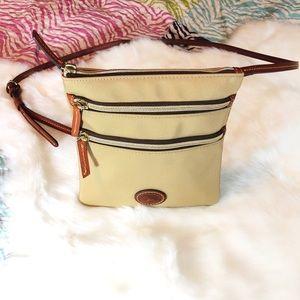 Dooney & Bourke 'North South Triple Zip' Handbag